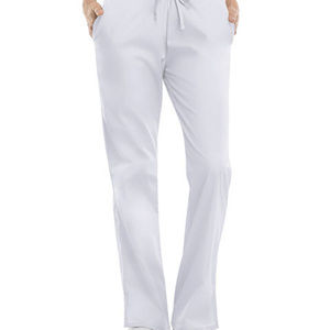 New White Cherokee WorkWear Scrub Pants